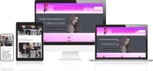 šablóna web stránky