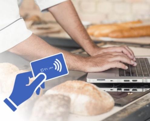 Predaj pečiva bez čakania